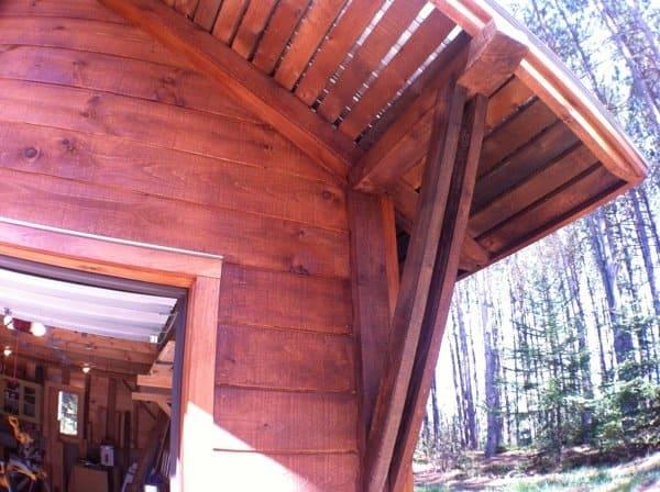 hemlock timber