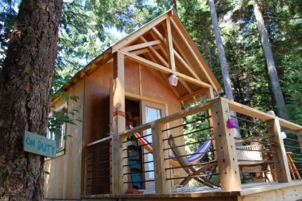 That This Cabin Was Built