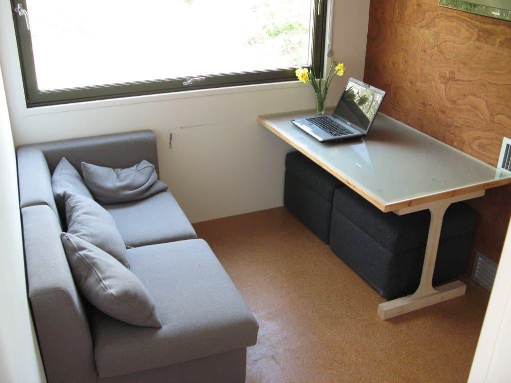 Cube lounge