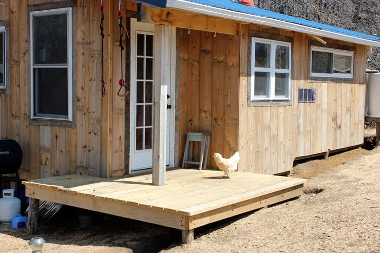 Want to Build Your Tiny House on a Foundation? 13 Permanent
