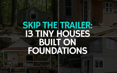 The Tiny House Blog - How to Build a Tiny House on Wheels