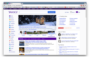 Yahoo News Feature