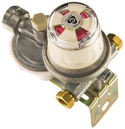 cavagna propane changeover regulator