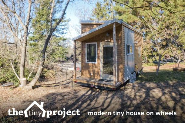 Lisefski Tiny House Plans
