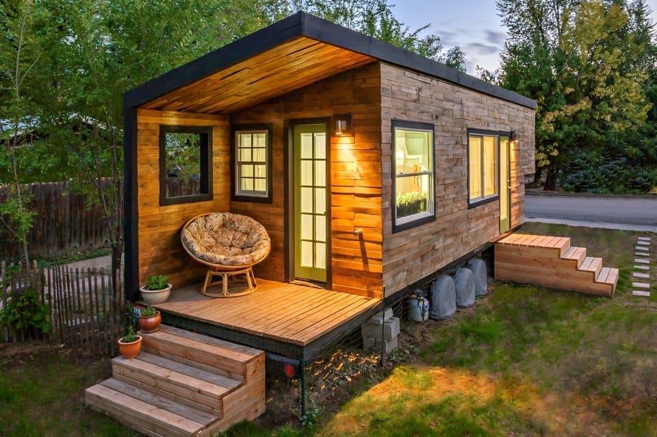 Miller Tiny House Plans