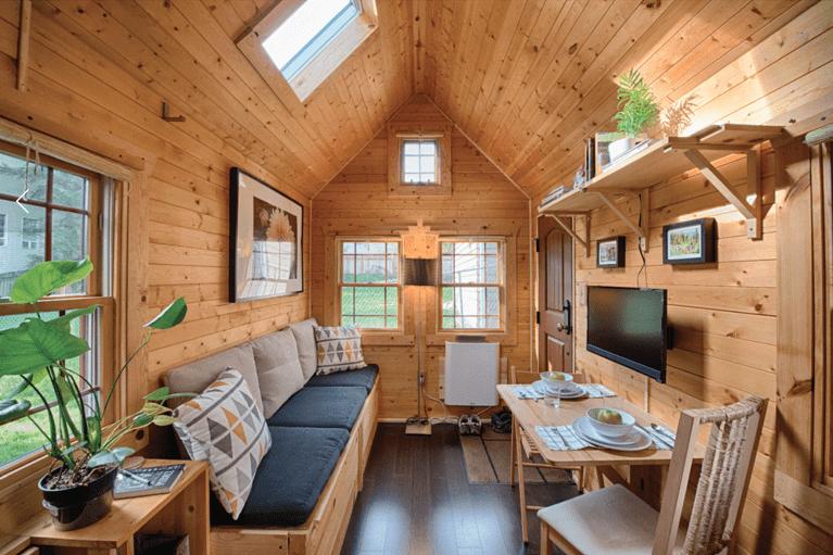 Tack Tiny House Plans