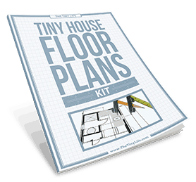 Tiny House Floor Plan Kit