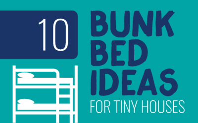 10 Bunk Bed Ideas for Tiny Houses