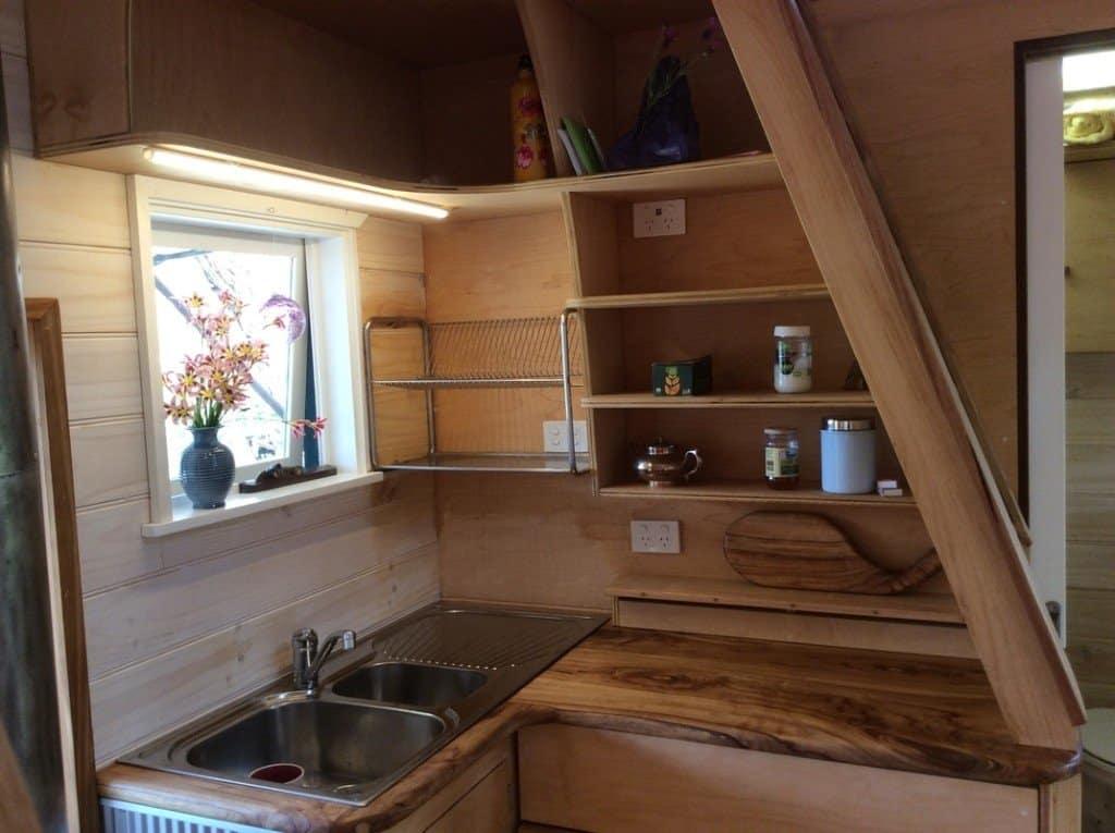 Tiny House Dish Rack