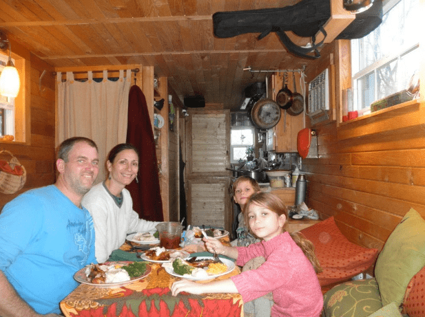 Berzins - The Tiny House Family