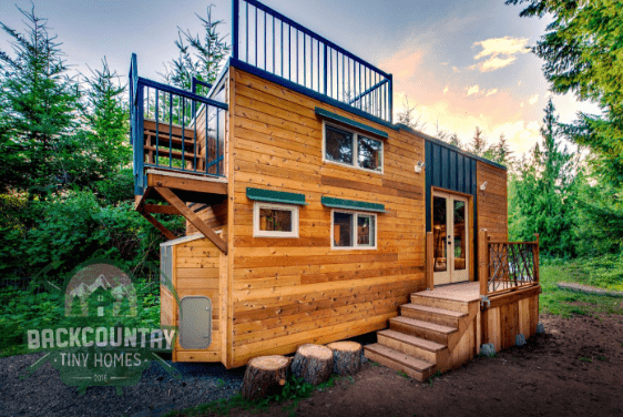 How Big Can A Tiny House Be? - The Tiny House