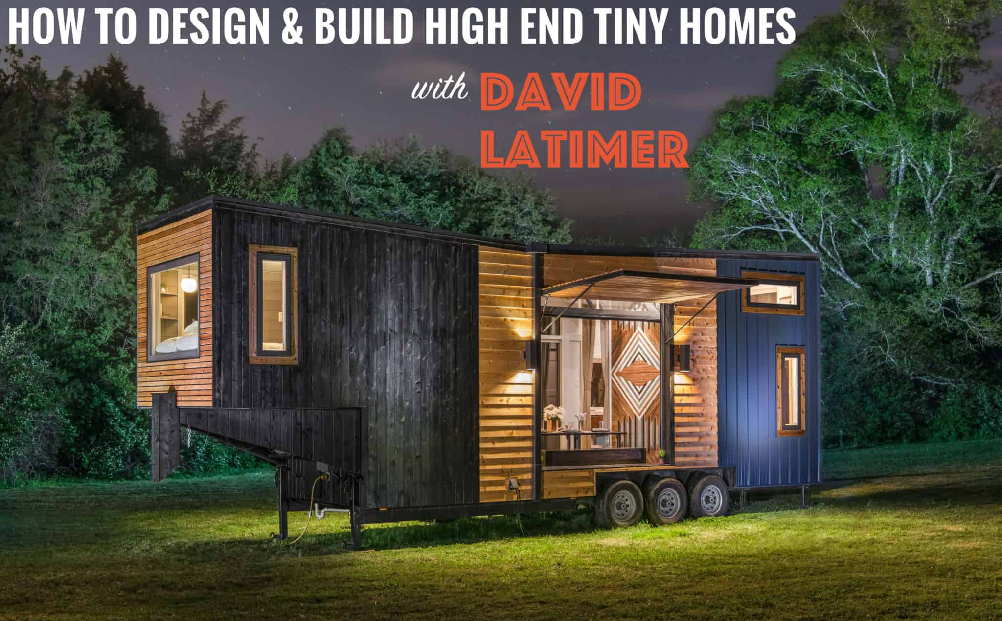 David Latimer New Frontier Tiny Homes Interview