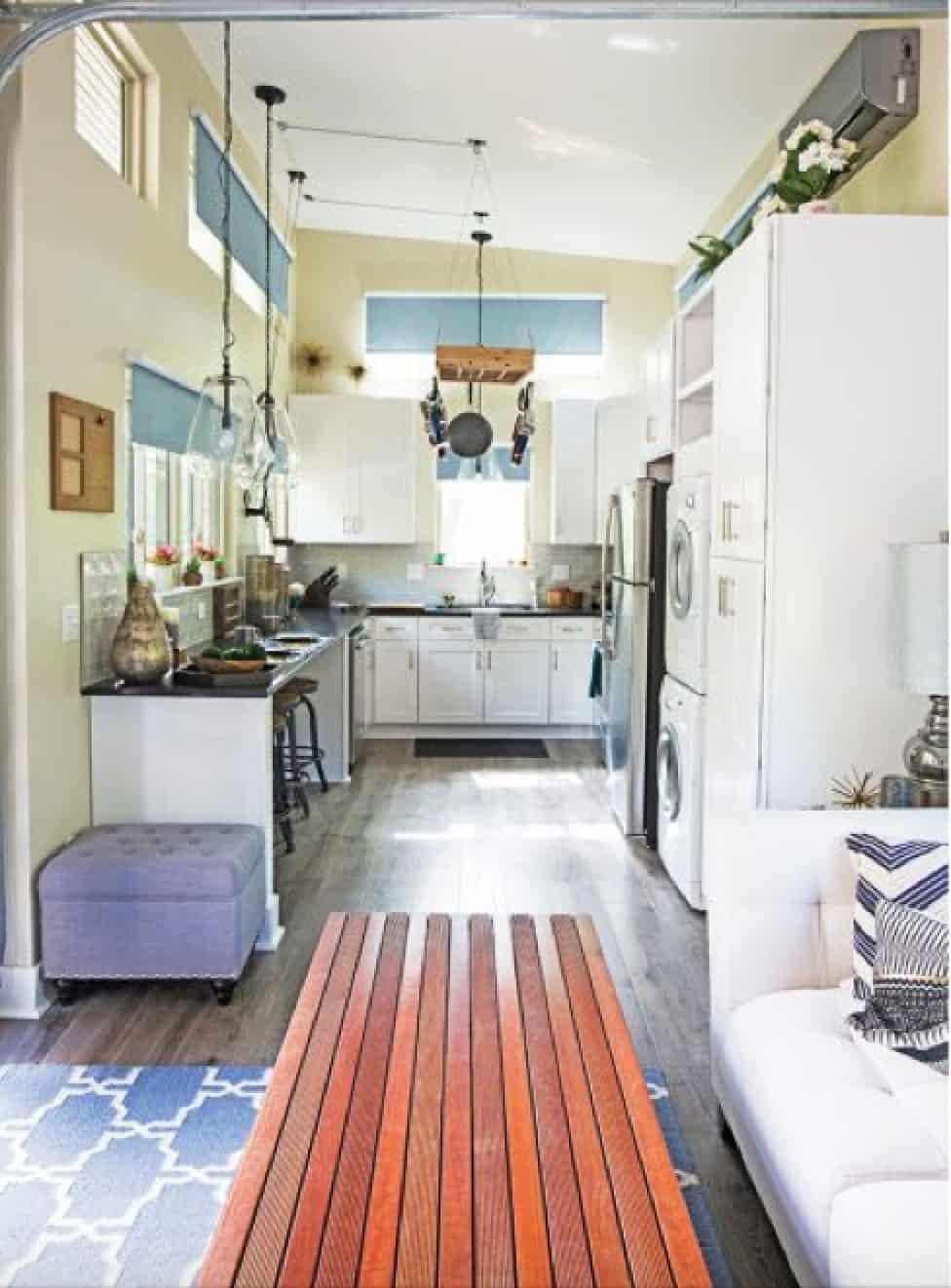 asha mevlana tiny house kitchen