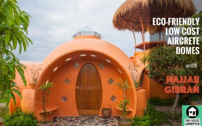 How to Build with Aircrete: The Low Cost, Eco-Friendly Building Material of the Future with Hajjar Gibran