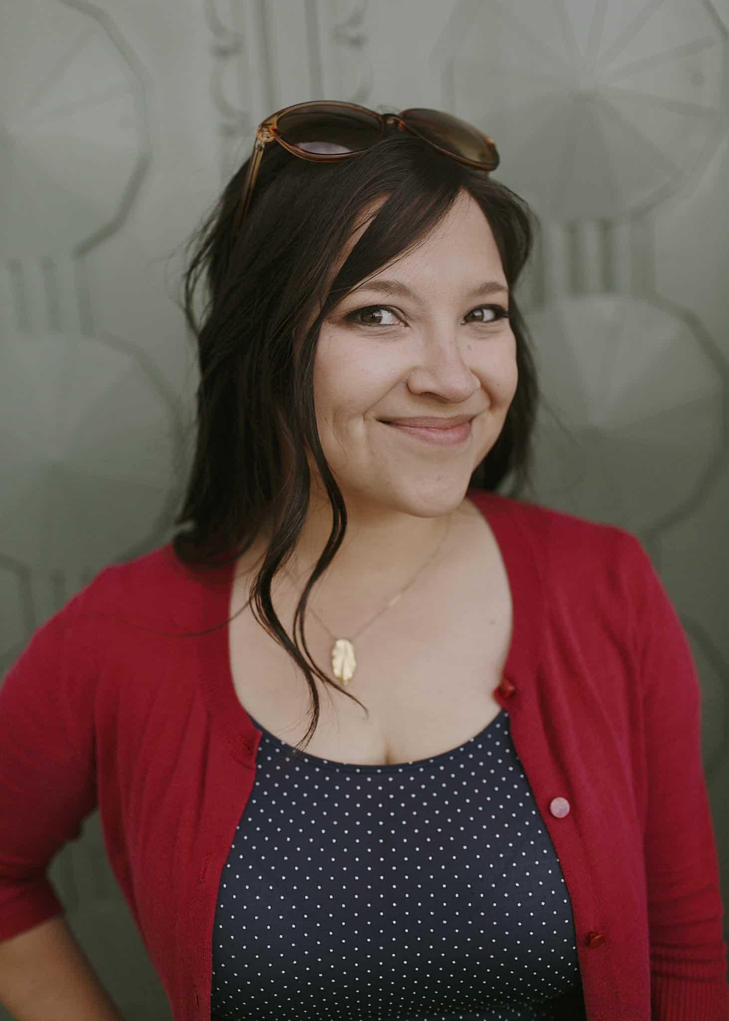 Erika Backberg
