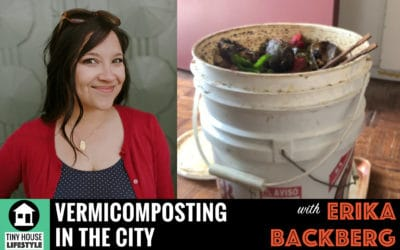 How to Compost in the City Using Red Worms: A Guide to Vermicomposting with Erika Backberg