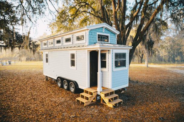 Tiffany tiny house