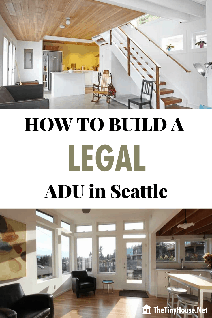 How to Build a Legal ADU in Seattle