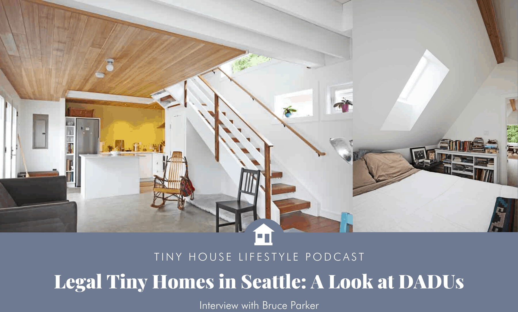 Podcast Interview: Legal Tiny Homes in Seattle