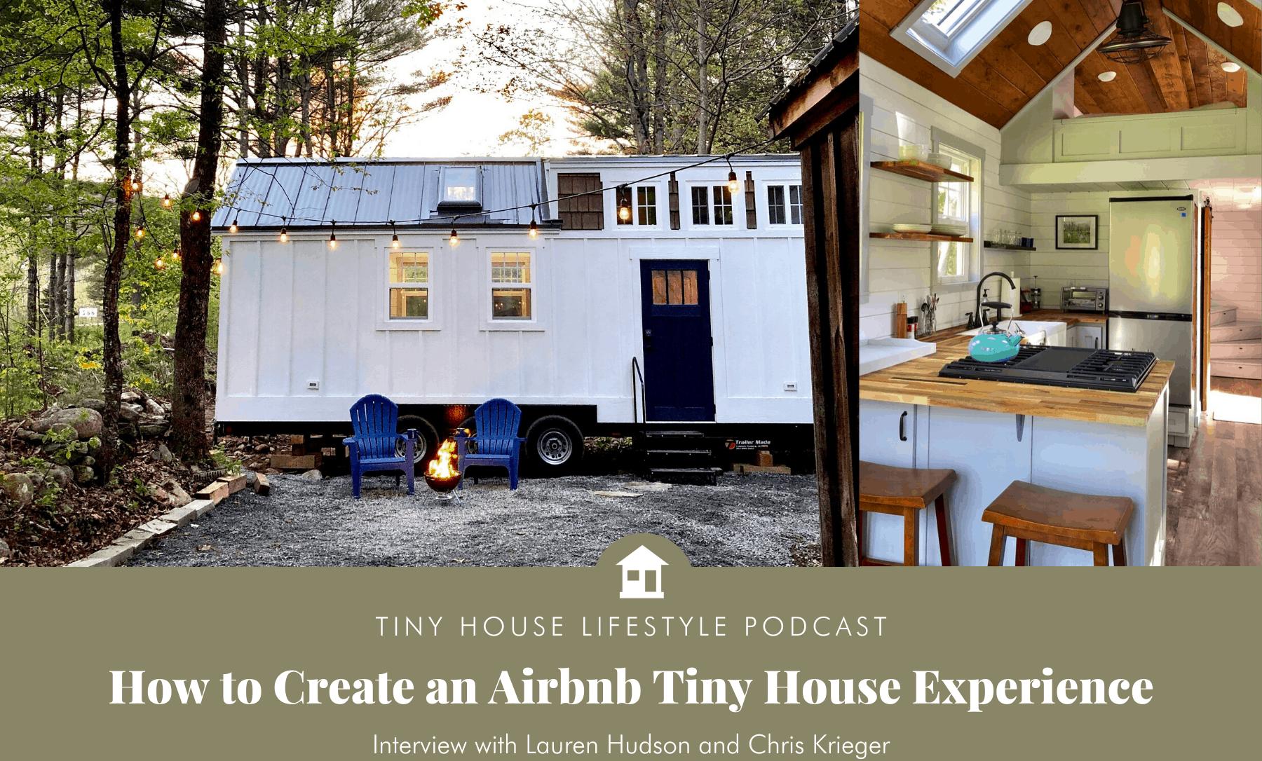 tiny house airbnb near me