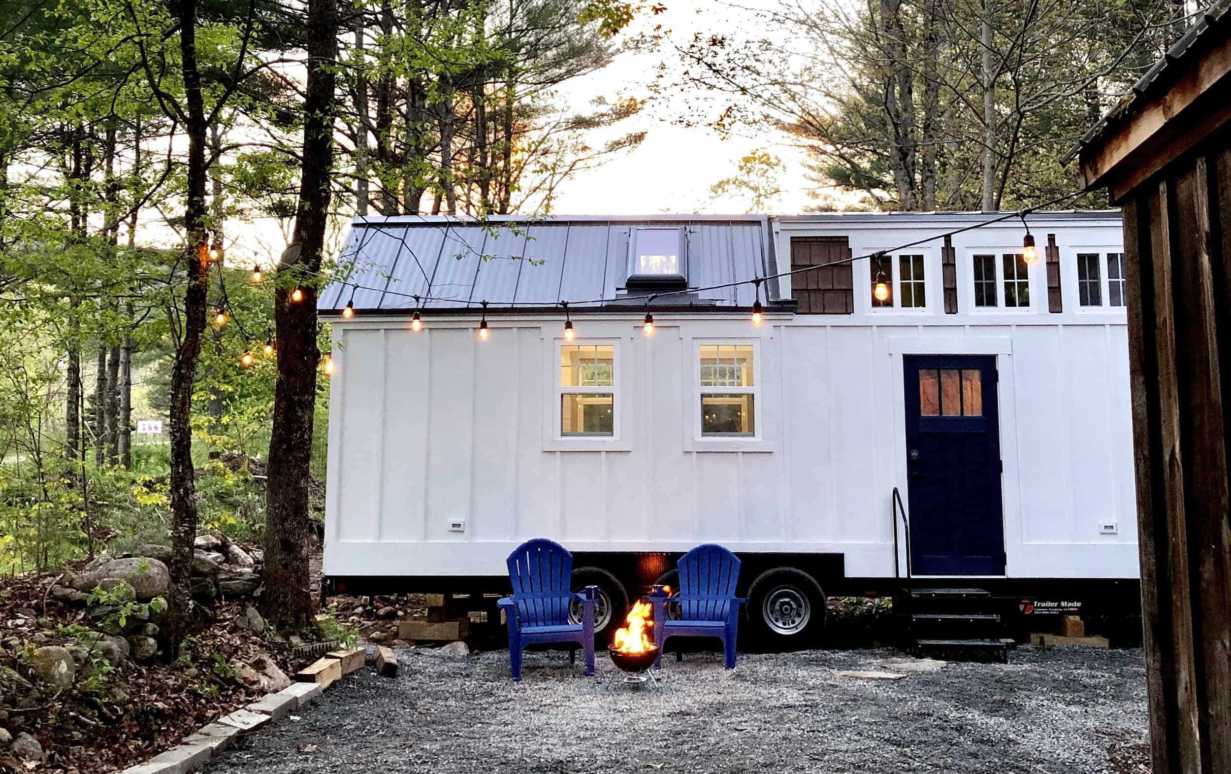 How To Create An Airbnb Tiny House Experience With Lauren Hudson