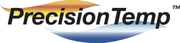 Precision Temp Logo
