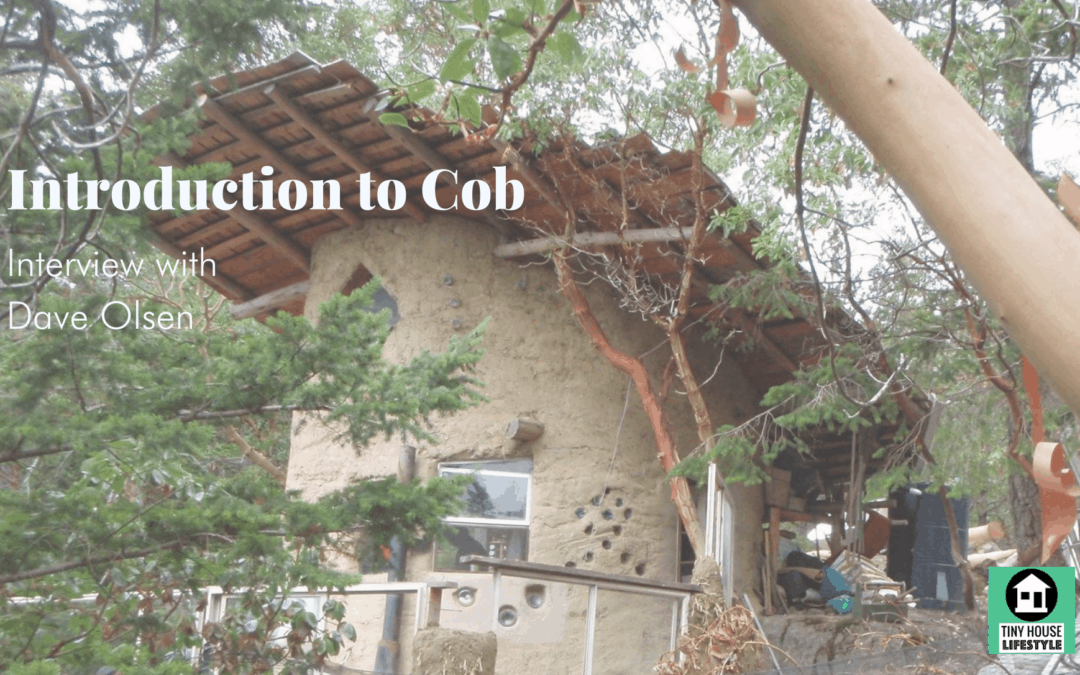 Introduction to Cob: The Ancient, Natural, Tiny House Building Method with Dave Olsen – #144