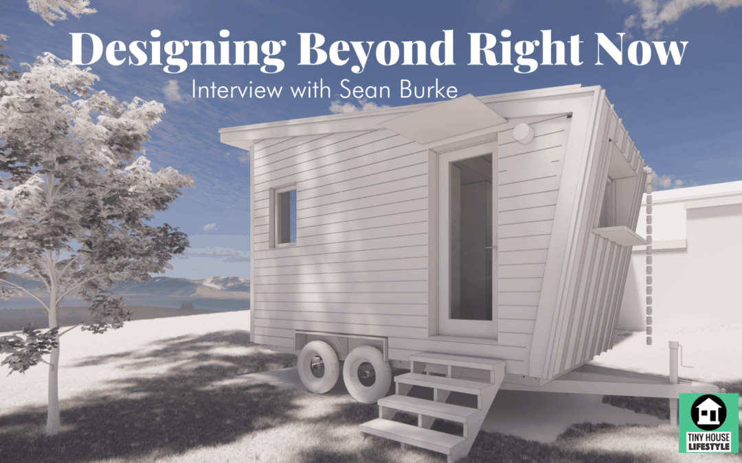 Designing Beyond Right Now with Sean Burke – #174