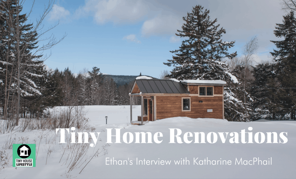 Tiny Home Renovations cover image